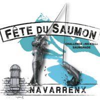 logo fête du saumon